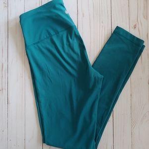 Yogalicious Teal Leggings M